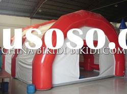 inflatable camping tent for outdoor playground