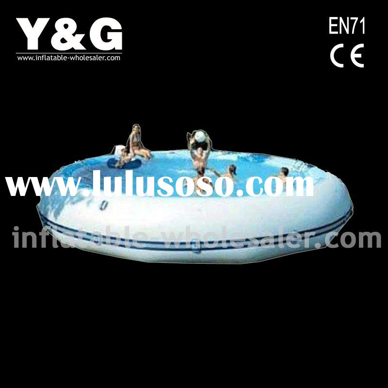 inflatable pool, inflatable swimming pool