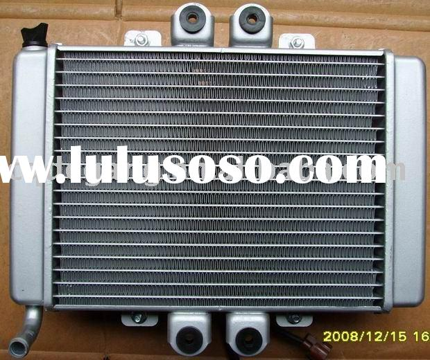 ktm atv, utv,dirt bike radiator water cooler CB600 hornet