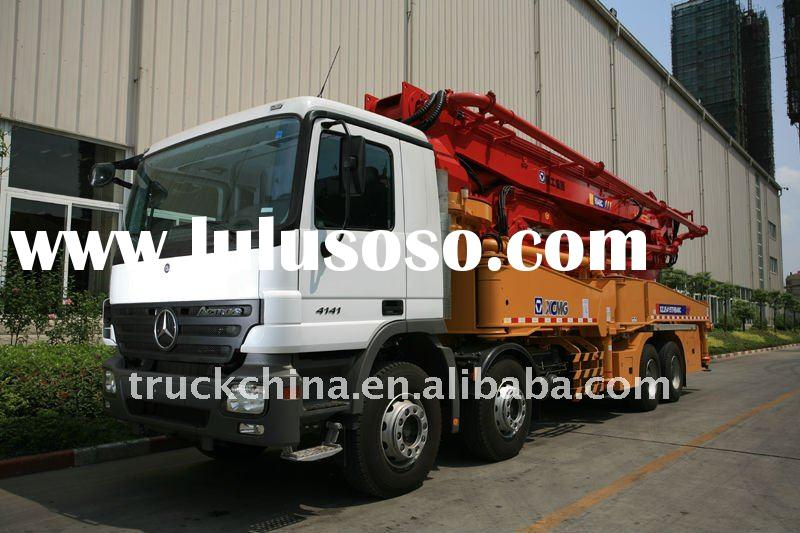 looking for sole agent to do oversea business of Chinese trucks & machines