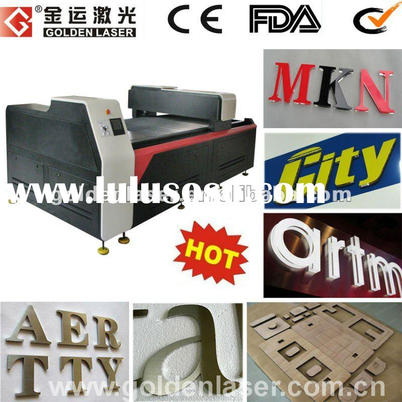 metal wood acrylic laser cutting machinery for sale