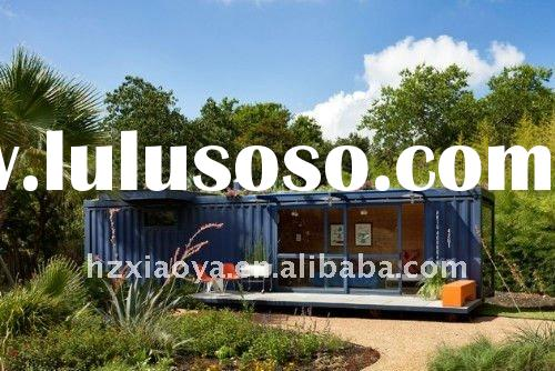 modified sea container house
