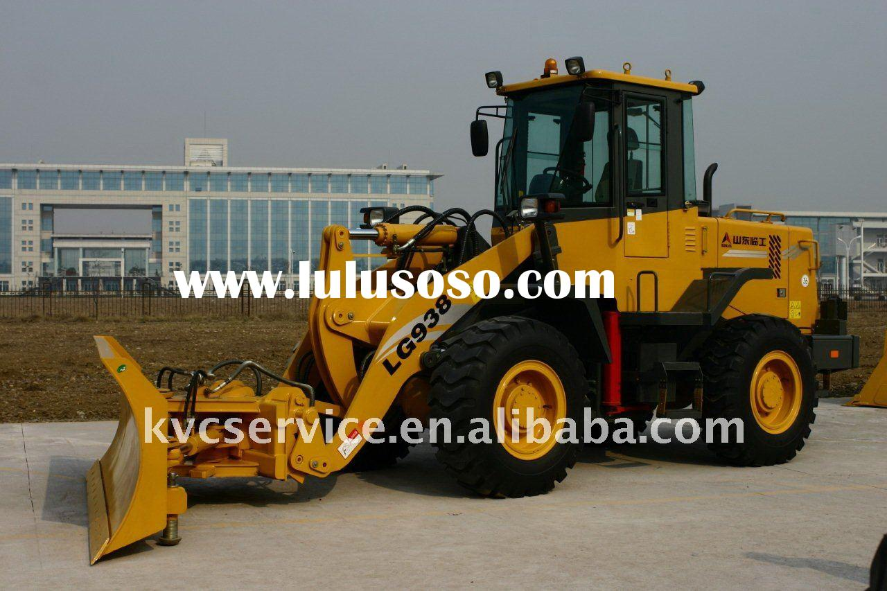 new SDLG LG 938 front wheel loader with ce for sale