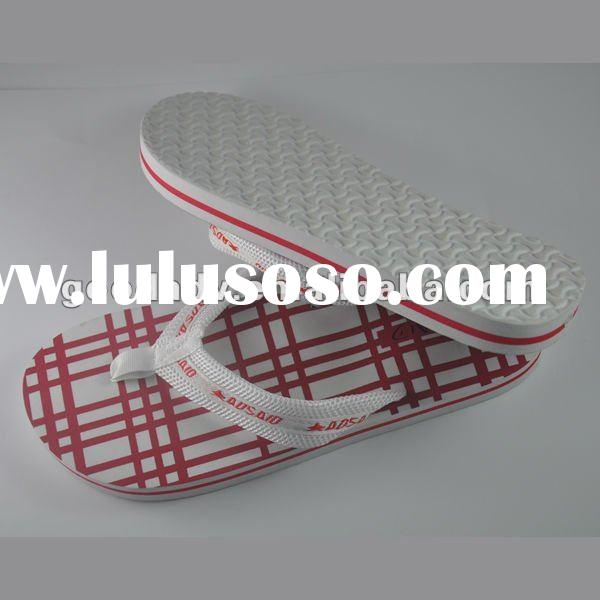 new products for 2012 hot sale cheap EVA slippers for household