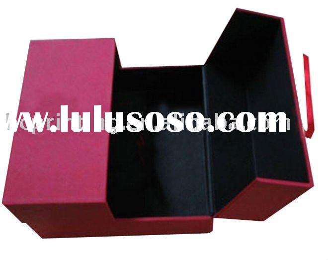 paper shoe and sock packaging box