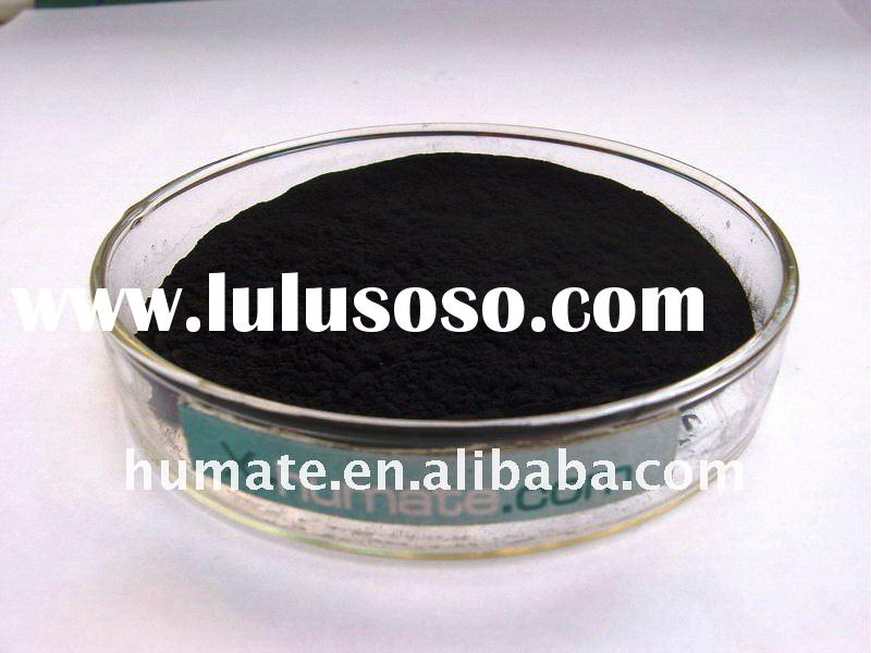 plant growth promoter fertilizer 50%-70% humic acid powder