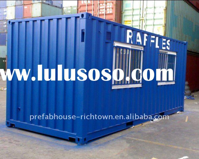 portable house, prefabricated portable house