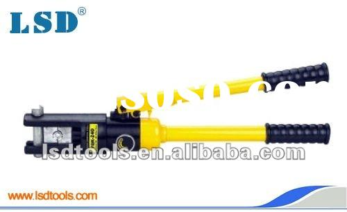 quick hydraulic crimping plier for cable and terminal YQK-240
