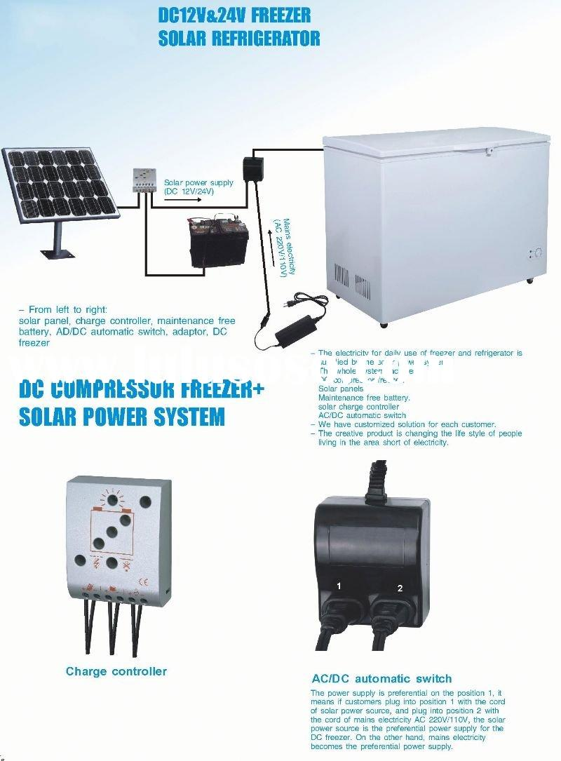 solar ac and fridge compressor scrap for sale