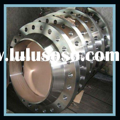 stainless steel welded neck collar flange