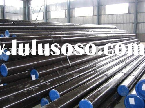 "supply ASTM A333 GR.6 4""*SCH 80 seamless PIPE"