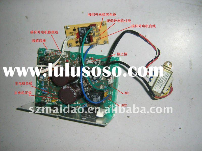 Treadmill motor controller circuit for How to test treadmill motor control board