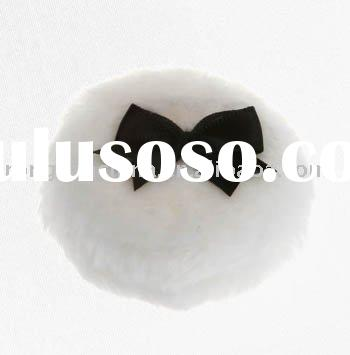velvet puff,velour powder puff,powder puffs,cosmetic puff