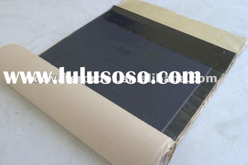 waterproof self adhesive bitumen membrane