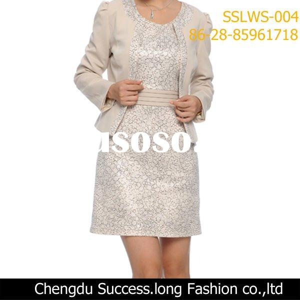 women office uniform style SSLWS-004