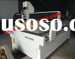 wood sign making machine DX- 1224 advertising cnc router with servo system & DSP controller and