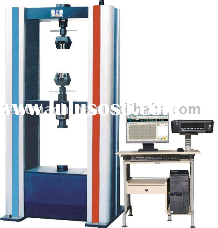 100kN 200KN Computer Control Universal Testing Machine+Tensile Testing Equipment+Tensile Testing Mac