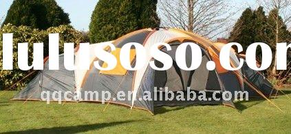 10 Person outdoor large space family tent