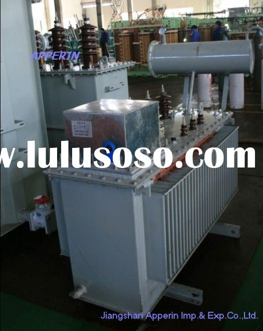11kv S9 series three-phase oil immersed power distribution transformer