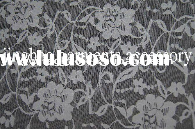 2012 Fashion modern design of textile printing computer embroidery mesh lace