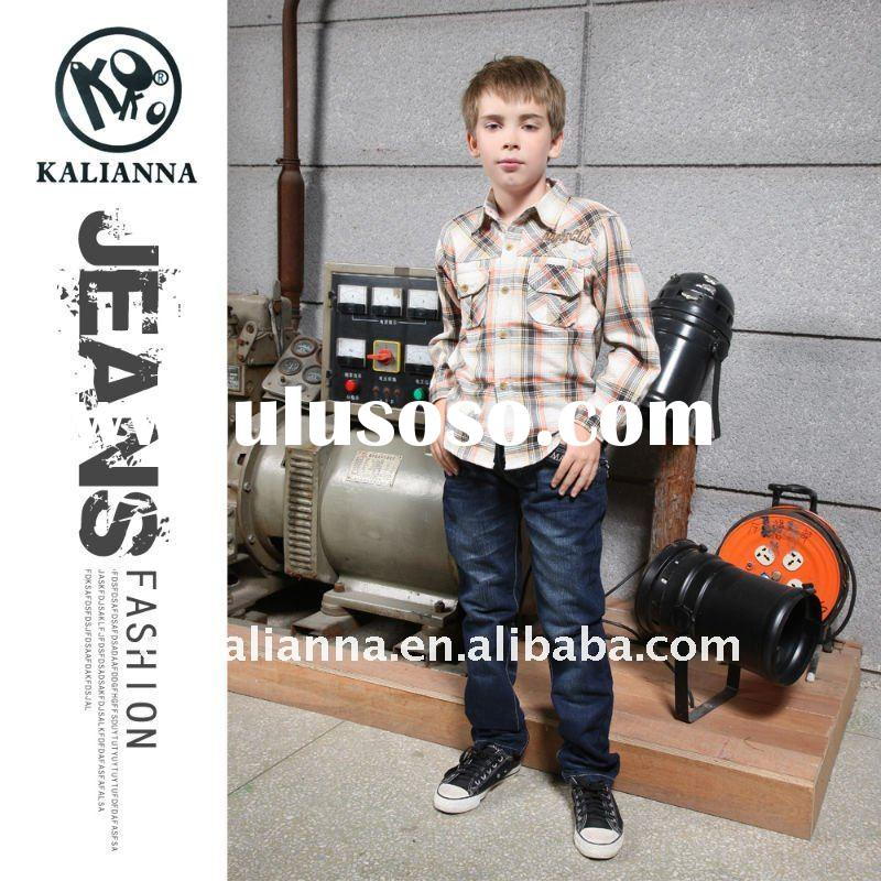 2012 children wear kids clothes boys jeans GKA-5#