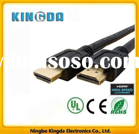 2012 latest High speed Gold plated 1.4v HDMI cable 1080P