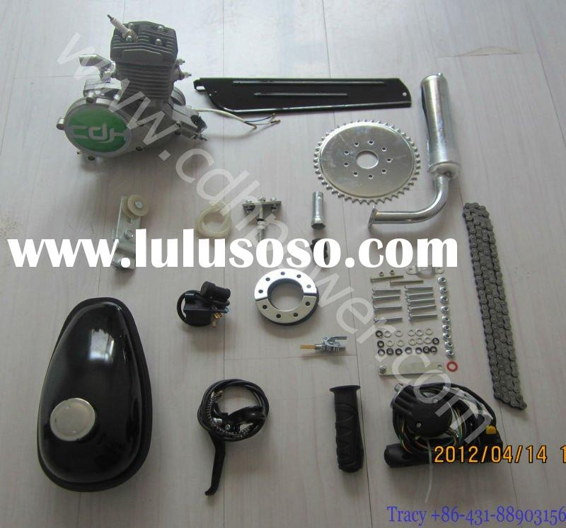 2012 new 48cc/60cc/80cc moped engine / gas bicycle engine kit /Motorized gas bicycle