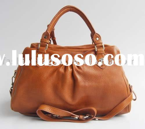 2012 newest brown leather bags handbags