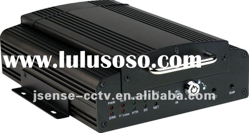 3GMDVR5004GSW, H.264 ,4CH Mobile DVR with 3G+GPS+G-sensor+WiFi,Support 2.5 inch HDD and SD card stor