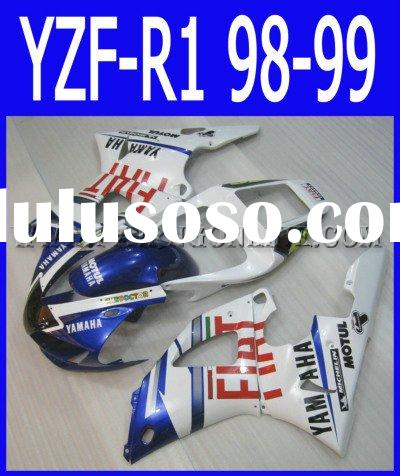 ABS Motorcycle Fairings For Yamaha YZF 1000 R1 1998 1999