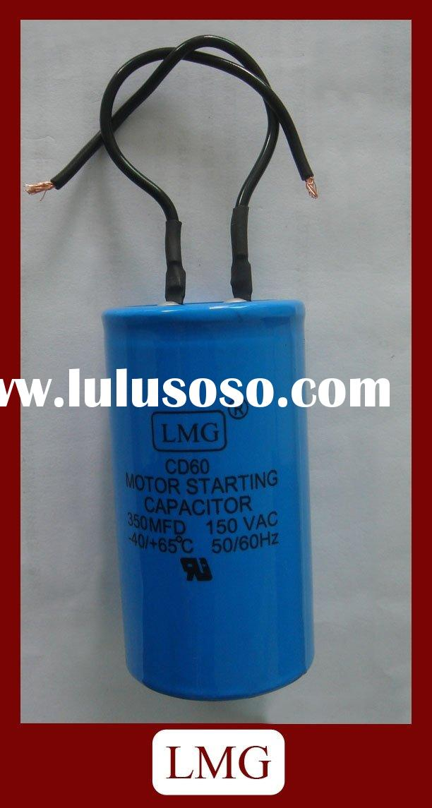 AC Capacitor for motor starting