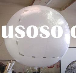 Advertising white led light balloon/Advertising Inflatable Balloon light
