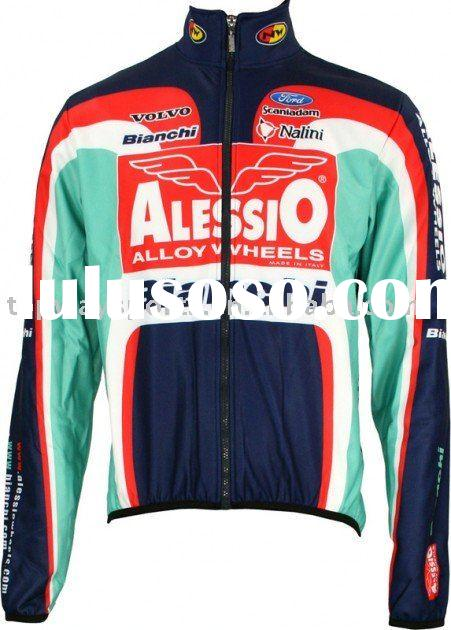 Alessio Pro Team High Performance Cycle Jerseys