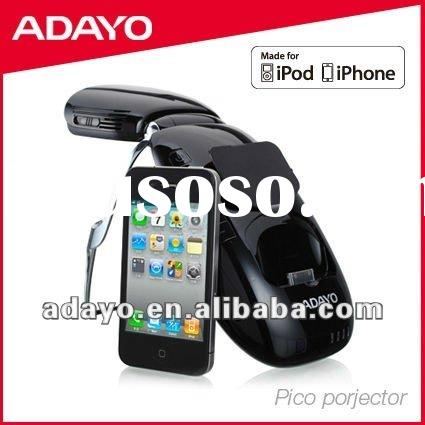 Iphone 4s projector iphone 4s projector manufacturers in for Apple pico projector