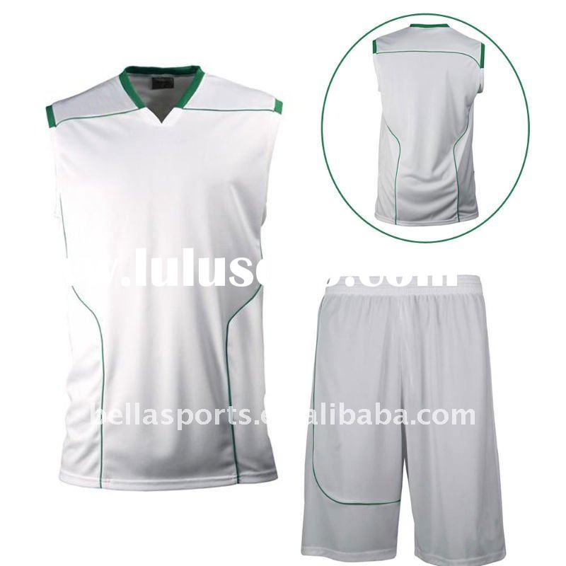 Athletic Sportswear OEM Club And National Basketball Uniform Basketball Jersey
