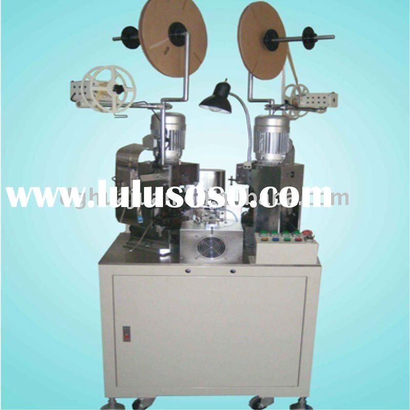 Automatic digital ends wire terminal machine