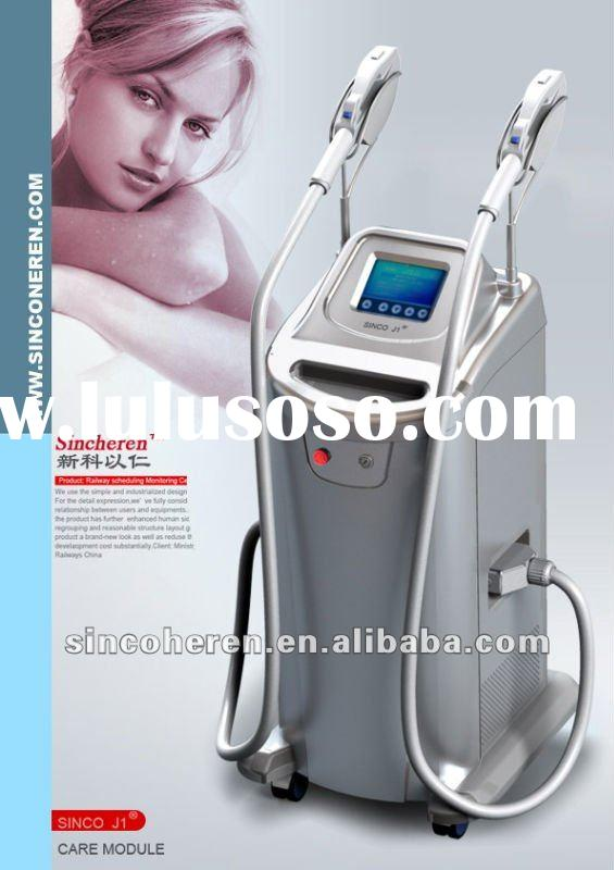 Beijing sincoheren monaliza ipl laser hair removal machine