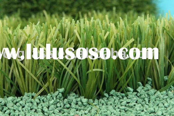 how to make fake grass for a model