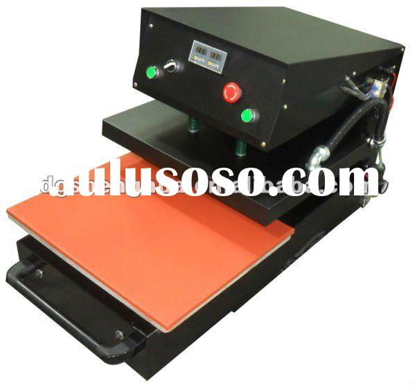 CE Approved New Pneumatic Press Machine, Digital T-shirt Printing Machine