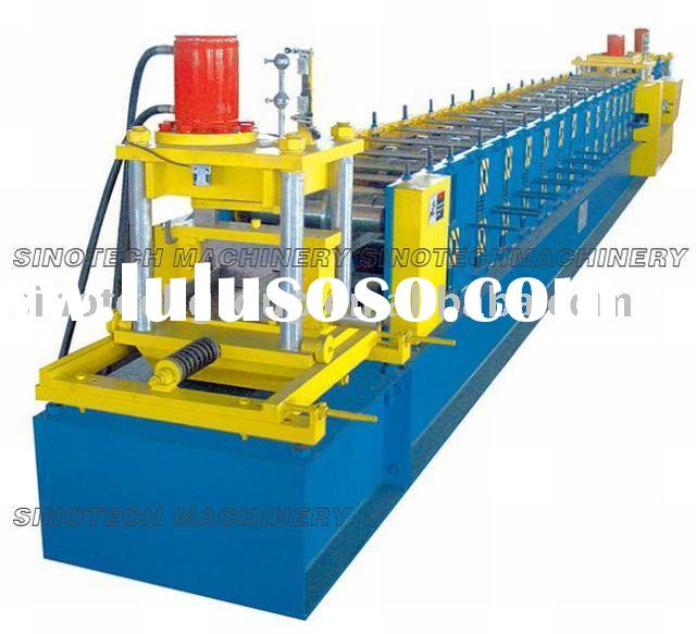 C purlin machine,C-channel forming machine,roll forming machine