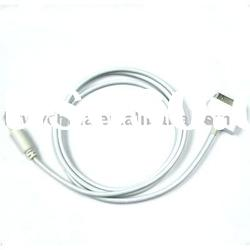 Car Audio Aux stereo cable for ipod touch 2G 3TH