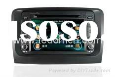 Car GPS DVD player, Car Audio, Bluetooth, iPod, RDS for Skoda Superb/Roomster/Fabia