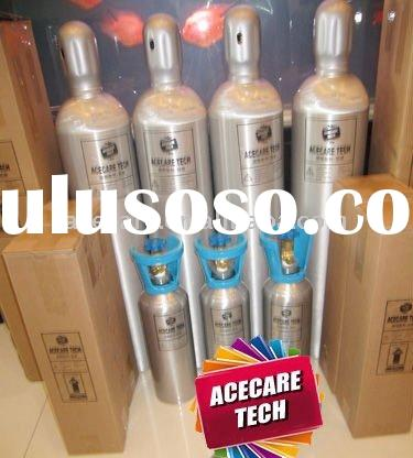Co2 Gas Cylinder, Seamless Aluminum Tank