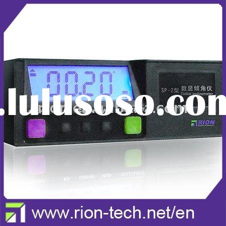 Digital protractor inclinometer 360 measuring ,electronic angle meter,portable,