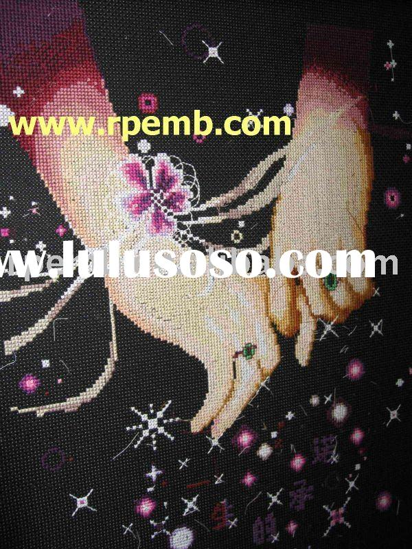 Embroidery Machine (Specially for cross stitch design)