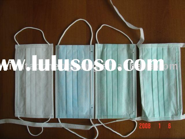 Face mask/surgical mask/non woven face mask