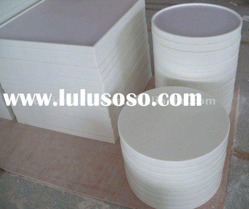 Food grade restaurant cafe Corian acrylic solid surface table top