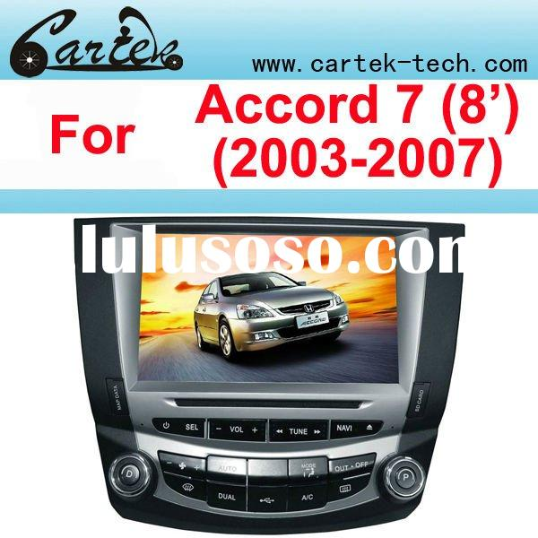 For HONDA ACCORD 7 Car DVD /For Honda Old accord (2003-2007) Car DVD