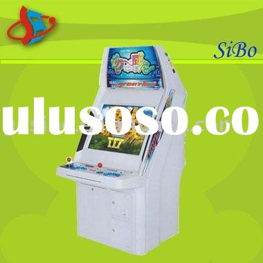 "GM2202 29"" pure flat CRT coin operated cabinet game machines"