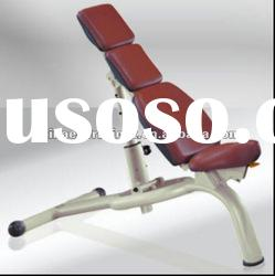 Good Quality Adjustable Bench Technogym Fitness Equipment